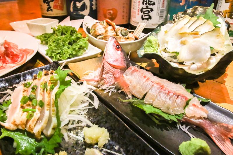 正【島居酒屋】屋仁川の島料理の居酒屋で働きませんか?