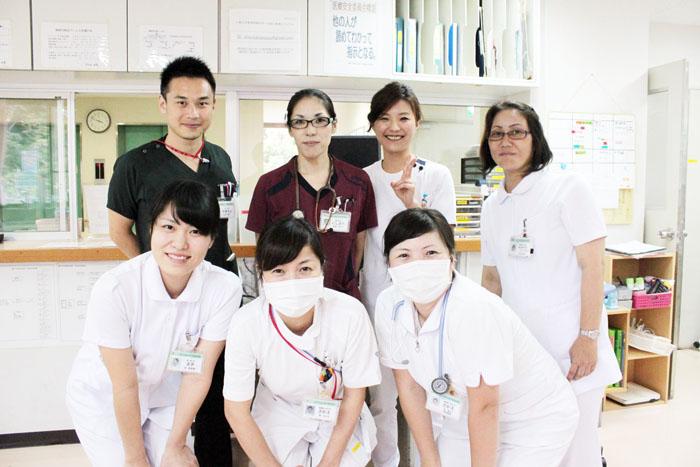 離島の高度医療に貢献する看護師募集
