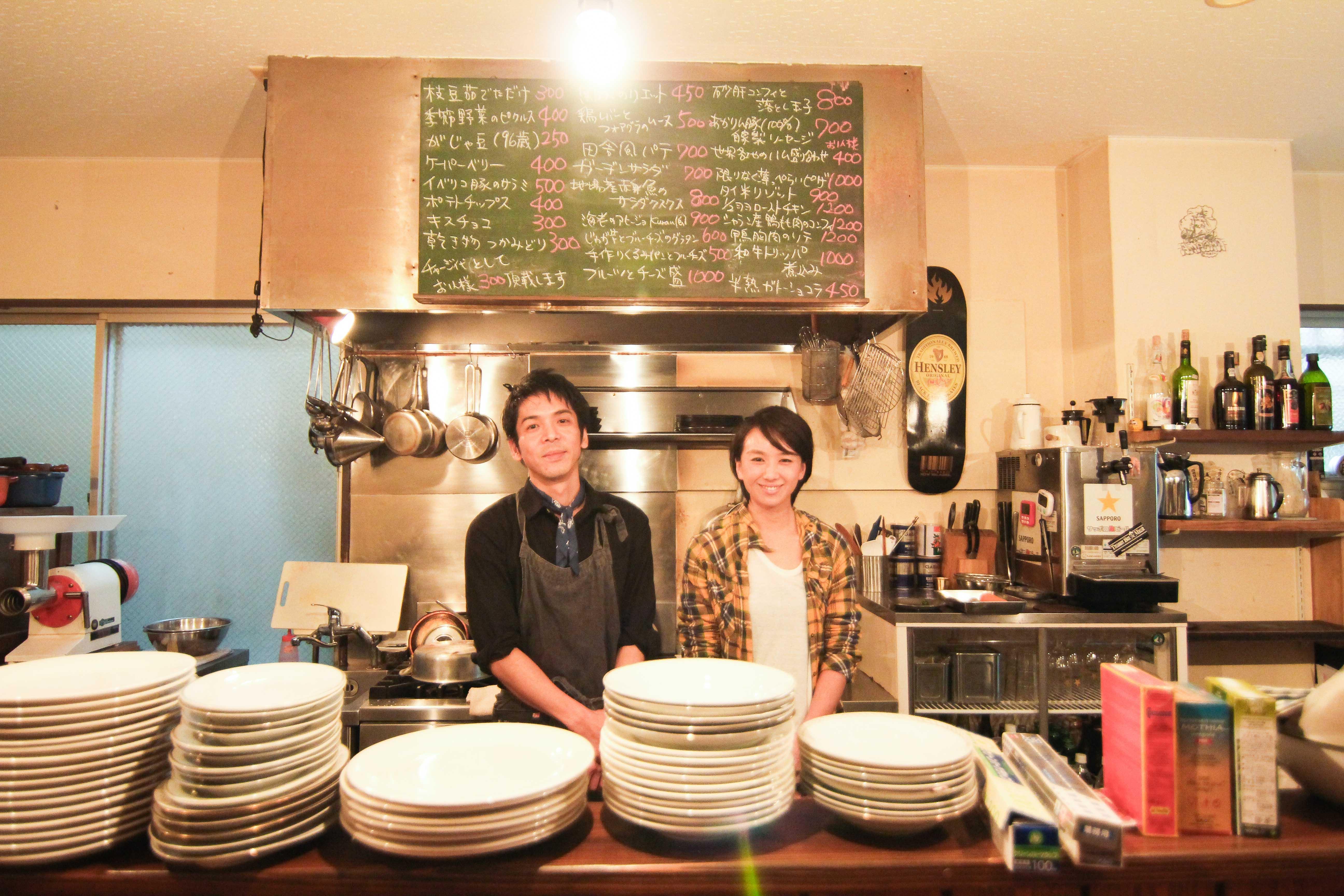 【パート・アルバイト募集】屋仁川のおしゃれ洋食屋。ホールスタッフ募集!